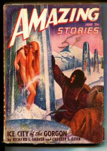 Amazing Stories-Pulps-6/1948-Alexander Blade-Richard S. Shaver