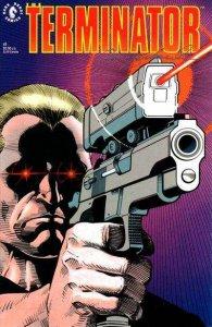 Terminator (1990 series) #3, VF (Stock photo)