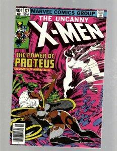 (Uncanny) X-Men # 127 NM Marvel Comic Book Beast Angel Cyclops Magneto SM19