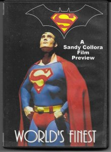 World's Finest Film Preview DVD