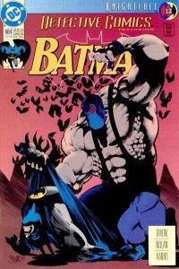 Detective Comics (1937 series) #664, VF+ (Stock photo)
