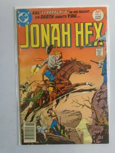 Jonah Hex #2 4.0 VG (1977 1st Series)