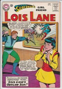 Superman's Girlfriend Lois Lane #46 (Jan-64) VF+ High-Grade Superman, Lois Lane