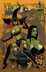 TAROT WITCH of the Black Rose #106, VF/NM, Jim Balent, more in our store, Wand