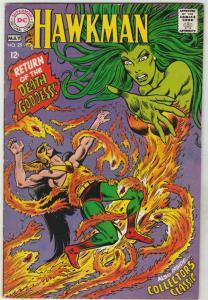 Hawkman #25 (May-68) VF/NM High-Grade Hawkman