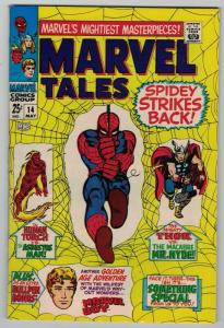 MARVEL TALES 14 FINE PLUS  MAY 1968