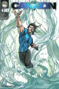 Fathom: Cannon Hawke #2, NM (Stock photo)