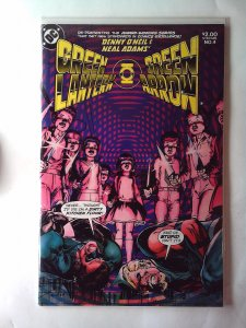 Green Lantern/Green Arrow #4 (1984)