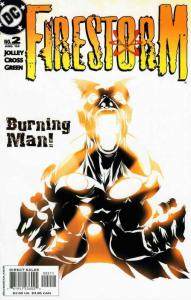 Firestorm (2nd Series) #2 VF/NM; DC | save on shipping - details inside