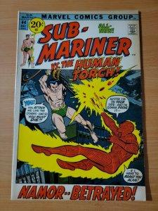 Sub-Mariner #44 ~ VERY FINE VF ~ 1971 Marvel Comics
