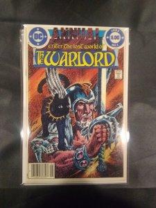 Warlord Annual #1 (1982)