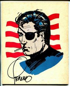 Visual Wonders #1 1978-1st issue-Steranko-Al Milgrom-Bill Black-Cochran-VG+