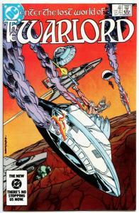 Warlord #85 (DC, 1984) VF