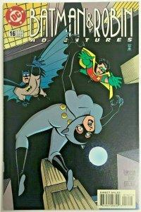 BATMAN & ROBIN ADVENTURES#16 VF/NM 1997 DC COMICS