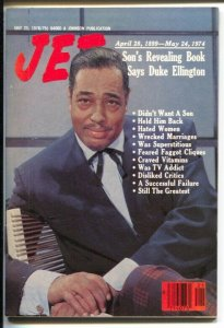 Jet 5/25/1978-Johnson-Duke Ellington-Sabrina DeLisa Ashley pin-up pic-info-VF