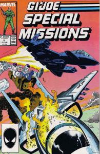 G.I. Joe Special Missions #5 VF/NM; Marvel | save on shipping - details inside