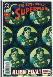 Adventures of Superman #528 (DC, 1995)