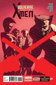 Wolverine & the X-Men (2014 series) #7, NM + (Stock photo)