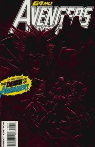 AVENGERS WEST COAST AVENGERS 25 diff Instant Collection
