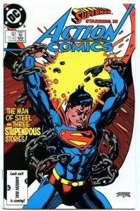 Action Comics 580 Jun 1986 NM- (9.2)