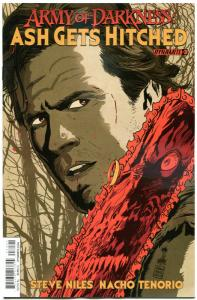 ARMY OF DARKNESS Ash Gets Hitched #3, NM-, Bruce Campbell, 2014, more in store
