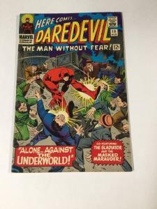 Daredevil 19 6.0 Fn Fine Marvel Silver Age