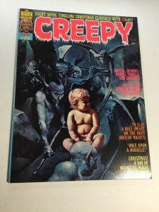 Creepy 77 Vf Very Fine 8.0 Magazine