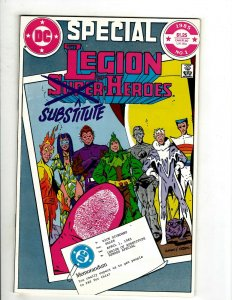 11 DC Comics Legion of Super-Heroes 1 Losers 1 Manhunter 1 Night Force 2 + KT1