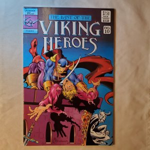 Last of the Viking Heroes 10 Very Fine/Near Mint
