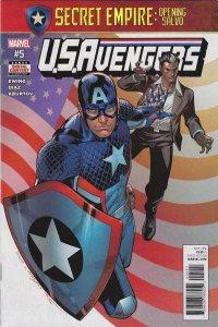 U.S. Avengers #5, NM + (Stock photo)