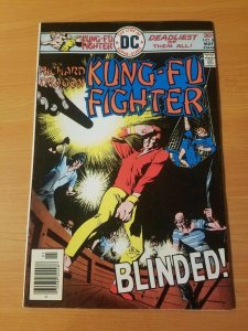 Richard Dragon Kung-Fu Fighter #8 ~ VERY FINE - NEAR MINT NM ~ (1976, DC Comics)