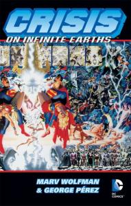 Crisis on Infinite Earths Trade Paperback #1, NM (Stock photo)