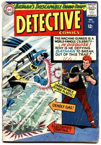 DETECTIVE COMICS #346-BATMAN-DC-1965-Cool Cover