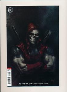 DC REDHOOD: OUTLAW #33 Lucio Parillo VARIANT  NM(PF809)