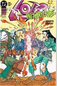 Lobo: Infanticide #4 (1993)