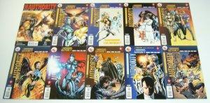 the Authority vol. 2 #0 & 1-14 VF/NM complete series - wildstorm comics morrison
