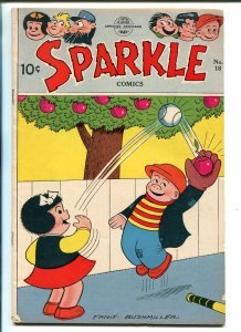 SPARKLE #18 1951-UNITED FEATURES-NANCY-ERNIE BUSHMILLER-LI'L ABNER-fn