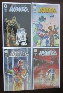 Star Wars Droids #1-6 1994 2nd series  FN 6.0