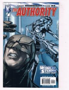 The Authority #1 VF/NM Wildstorm Comics Comic Book Morrison Dec 2006 DE46