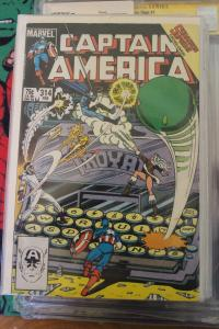 Captain America 314 NM-