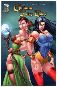 GRIMM FAIRY FAIRY TALES #66 A, VF+, 2005, 1st, Good girl, Limbo, more in store
