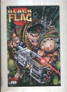 BLACK FLAG, Vol.1 No.03: Blood (Maximum Press 1995)
