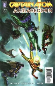 Captain Atom: Armageddon #3 FN; WildStorm | save on shipping - details inside