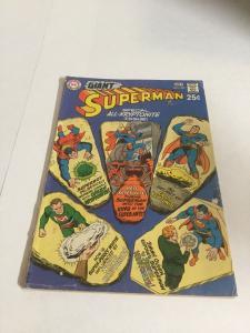 Superman 227 Vg Very Good 4.0 Cover Split DC Comics Silver Age