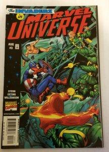 Marvel Universe #3 (1998)
