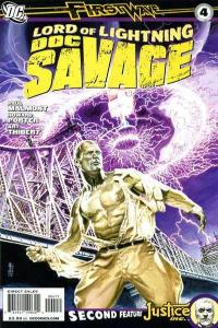 Doc Savage (2010 series) #4, NM (Stock photo)