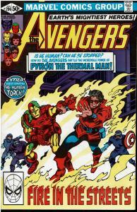 Avengers #206, 8.0 or Better