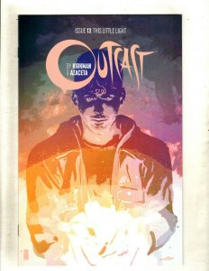 Lot Of 11 Outcast Image Comic Books # 13 14 15 16 17 19 20 21 22 23 24 RP4