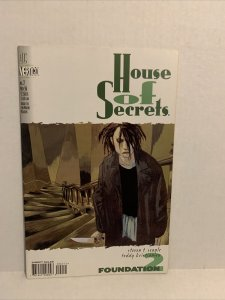 House Of Secrets #2