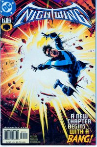 Nightwing(vol. 1)#62,63,64,67,70,71,72,73